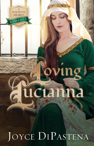 Cover for Loving Lucianna