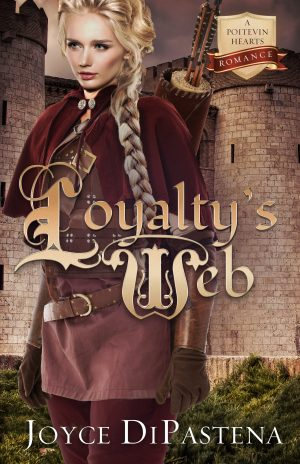 Cover for Loyalty's Web