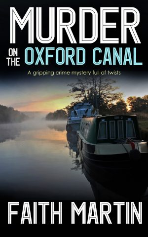 Cover for Murder on the Oxford Canal