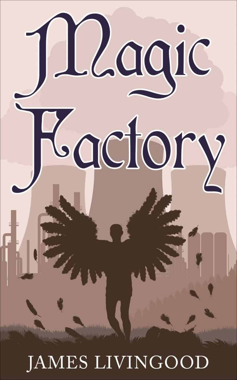 Cover for Magic Factory