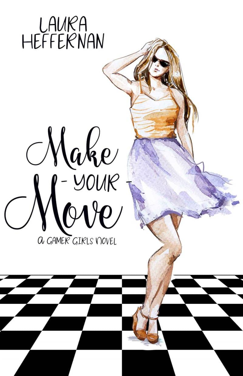 Cover for Make Your Move