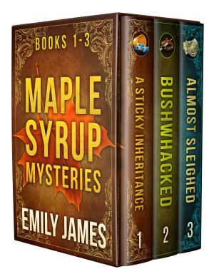 Cover for Maple Syrup Mysteries Box Set 1