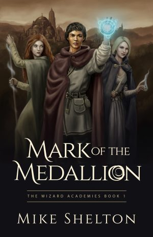Cover for Mark of the Medallion