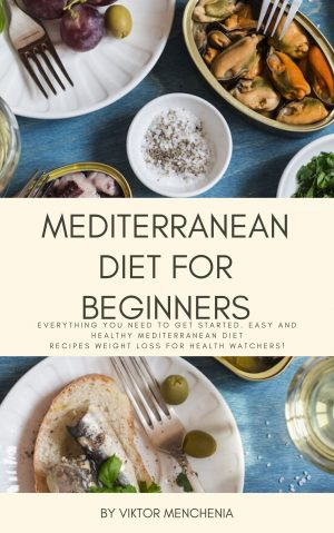 Cover for Mediterranean Diet for Beginners