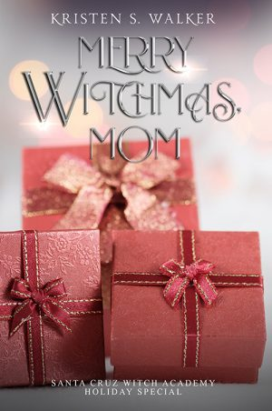 Cover for Merry Witchmas, Mom