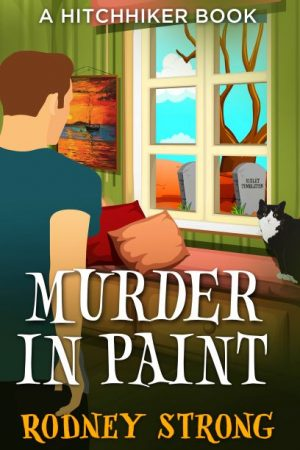 Cover for Murder in Paint