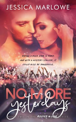 Cover for No More Yesterdays
