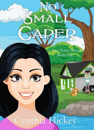 Cover for No Small Caper