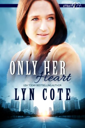 Cover for Only Her Heart