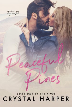 Cover for Peaceful Pines