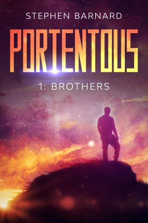 Cover for Portentous