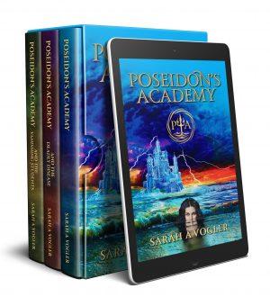 Cover for Poseidon's Academy Book Bundle (Books 1-3)