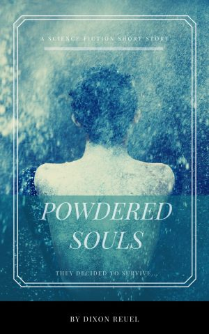Cover for Powdered Souls