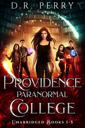 Cover for Providence Paranormal College (Books 1-5)