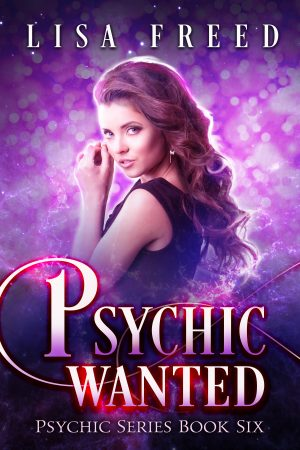Cover for Psychic Wanted