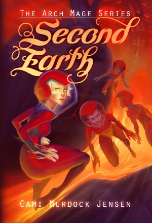Cover for Second Earth