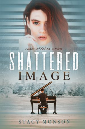 Cover for Shattered Image