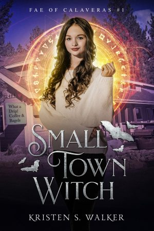 Cover for Small Town Witch