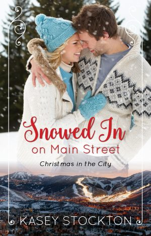 Cover for Snowed In on Main Street