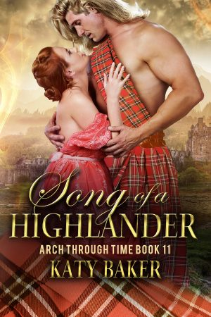 Cover for Song of a Highlander