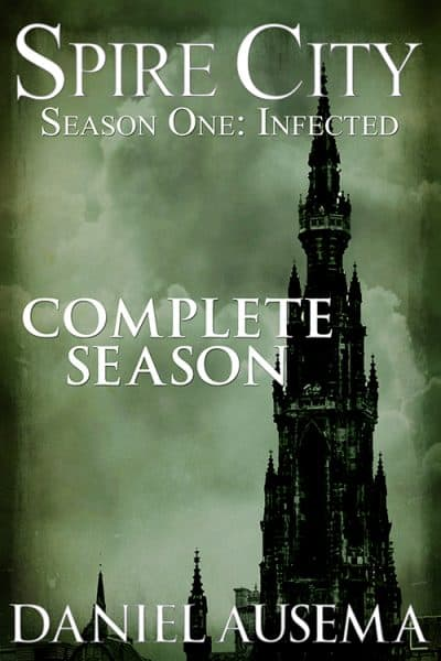 Cover for Spire City, Season One: Infected