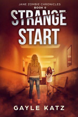 Cover for Strange Start