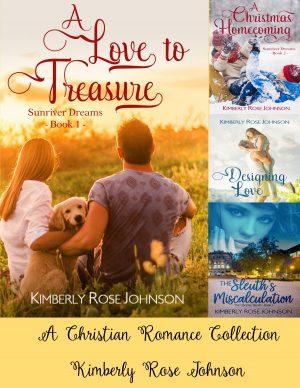 Cover for Sunriver Dreams Christian Romance Boxed Set