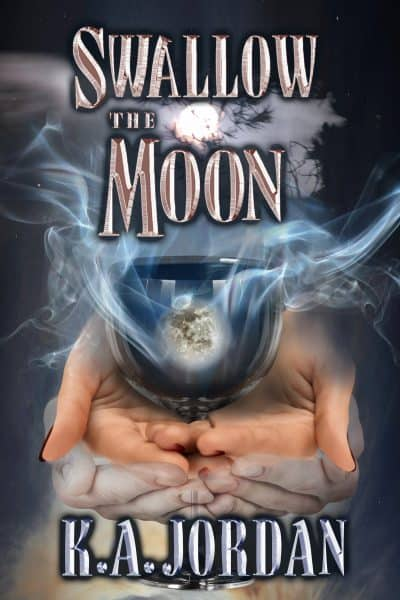 Cover for Swallow the Moon