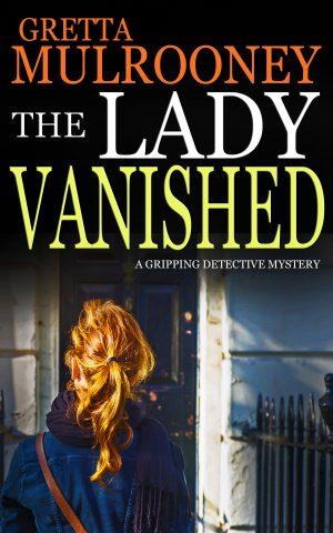 Cover for The Lady Vanished