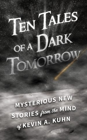 Cover for Ten Tales of a Dark Tomorrow