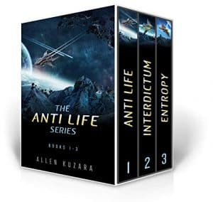 Cover for The Anti Life Series Box Set: Books 1-3