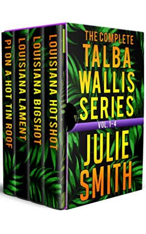 Cover for The Complete Talba Wallis Mystery Series
