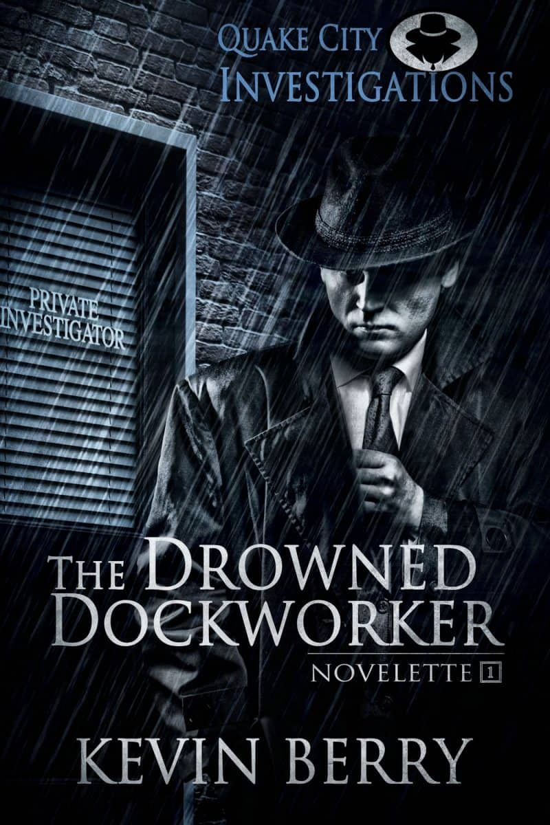 Cover for The Drowned Dockworker