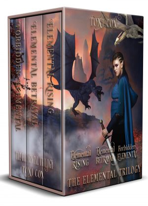 Cover for The Elemental Trilogy Box Set
