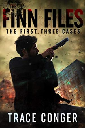 Cover for The Finn Files: The First Three Mr. Finn Cases
