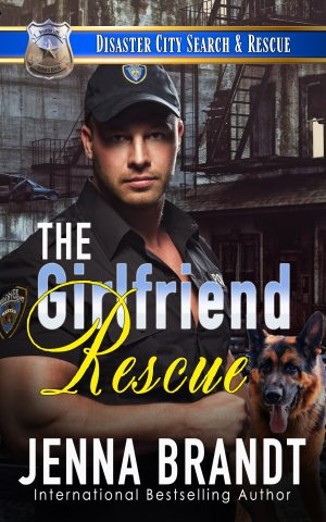 Cover for The Girlfriend Rescue