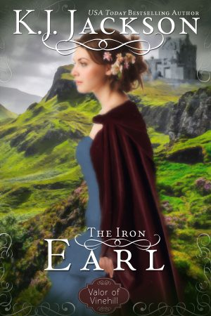 Cover for The Iron Earl