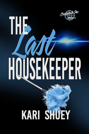 Cover for The Last Housekeeper
