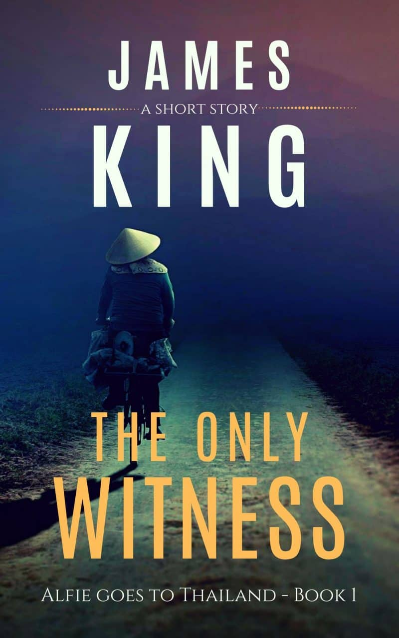 Cover for The Only Witness: A Short Story