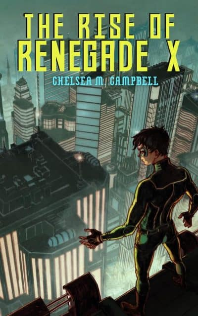 Cover for The Rise of Renegade X