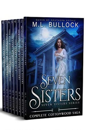Cover for The Seven Sisters Cottonwood Omnibus Edition