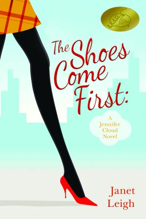 Cover for The Shoes Come First
