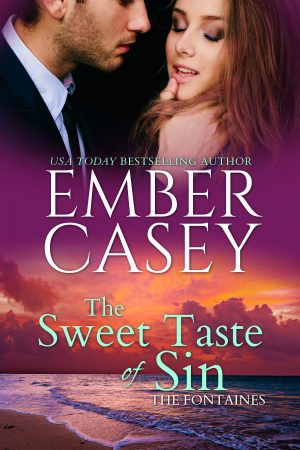 Cover for The Sweet Taste of Sin