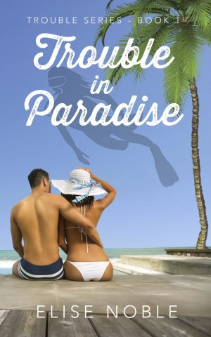 Cover for Trouble in Paradise