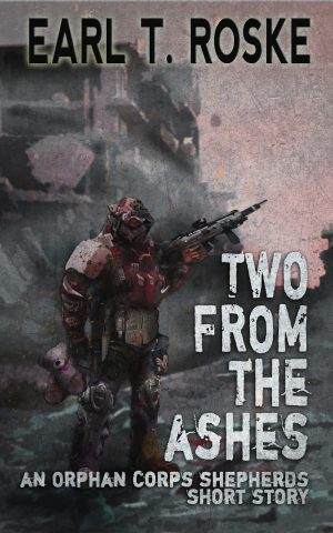 Cover for Two From the Ashes