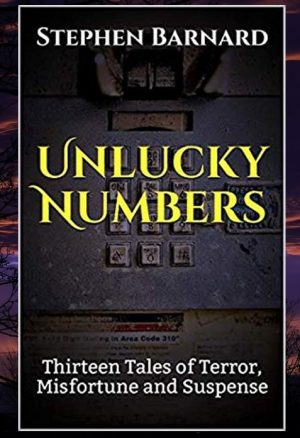 Cover for Unlucky Numbers