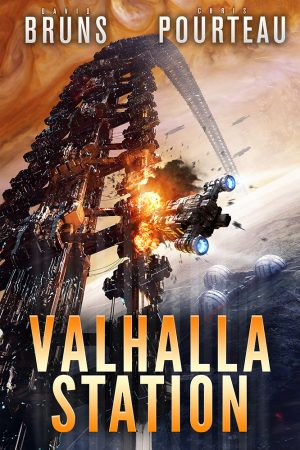 Cover for Valhalla Station