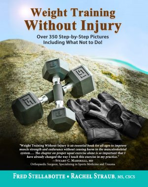 Cover for Weight Training without Injury