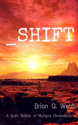 Cover for _Shift