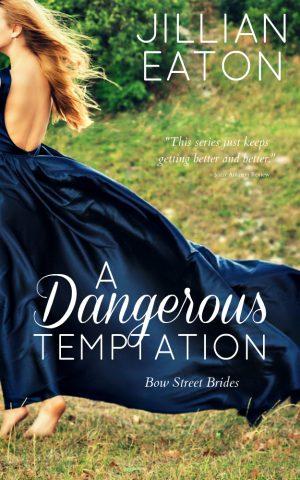 Cover for A Dangerous Temptation